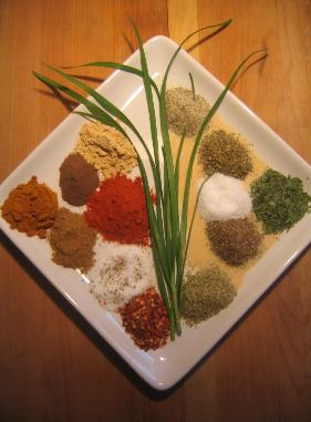 Spice Rub Photo
